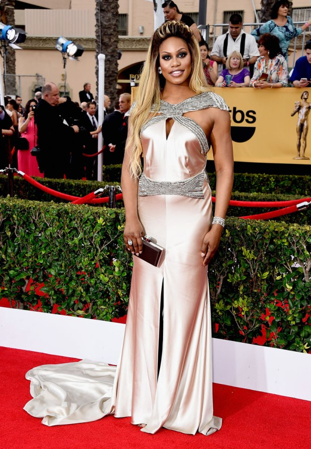 laverne-cox-sag-awards-red-carpet-2015