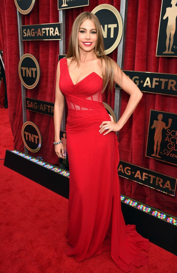 sofia-vergara-sag-awards-red-carpet-2015
