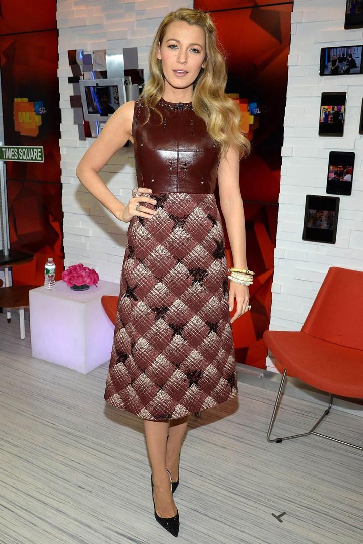 Blake Lively : Fashion Icon