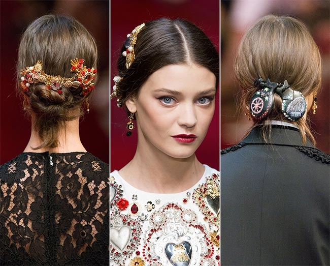 M Style Hair Ss15: Hair Accessory Trends For SS15