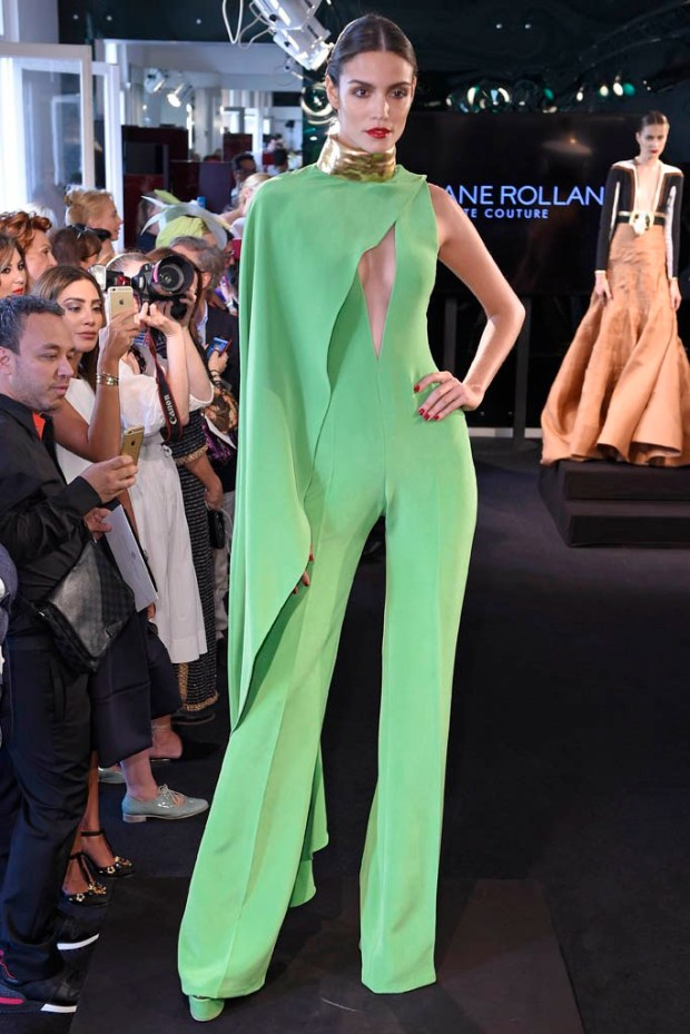 Sonia Rolland Couture Fall 2015