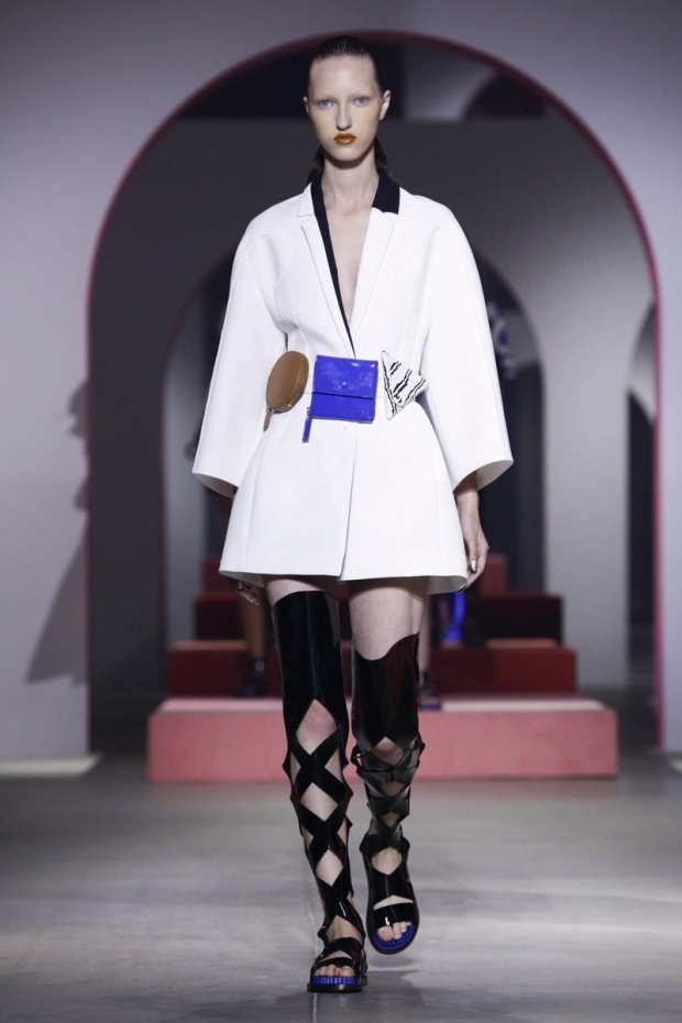 Kenzo Ready to Wear Spring Summer 2016 Collection in Paris